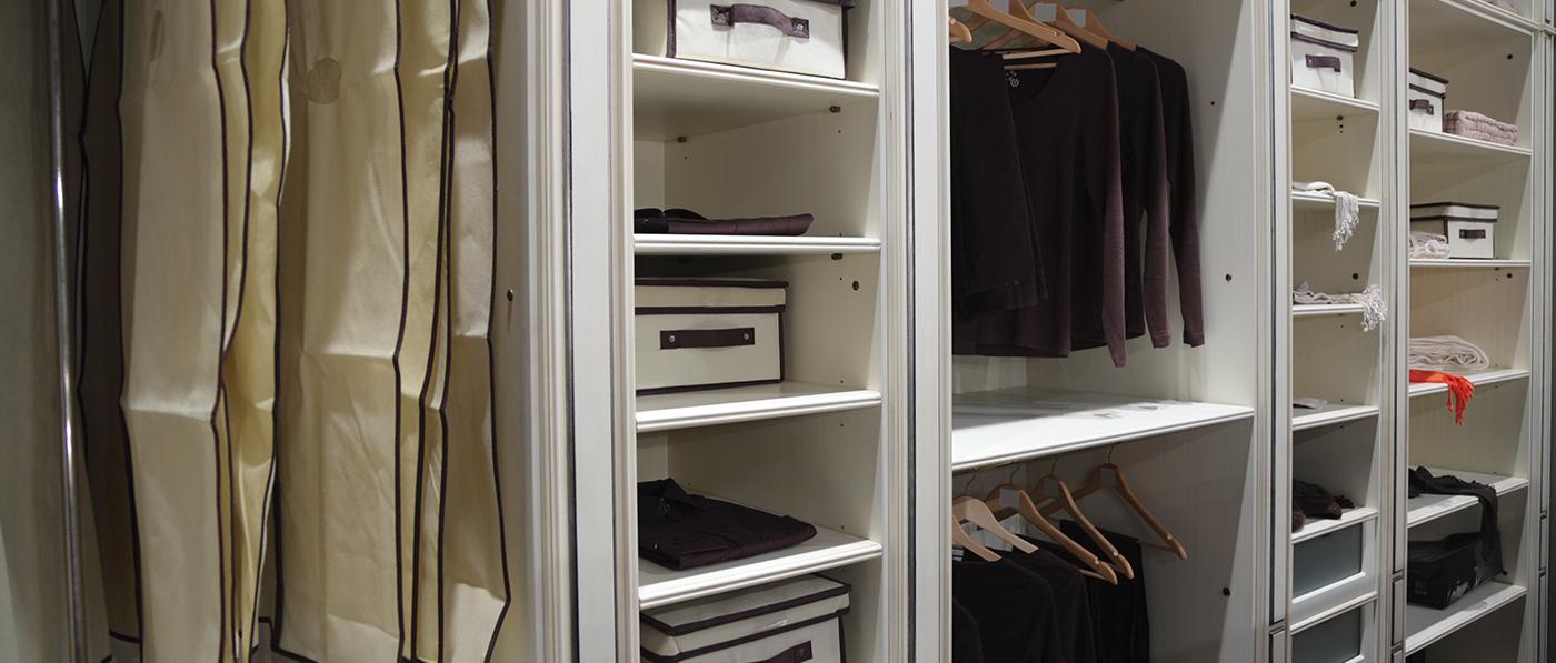 Armarios empotrados a medida en le n muebles prieto - Organizar armarios empotrados ...